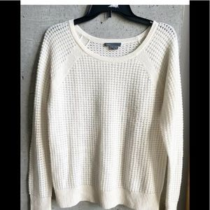 Vince Cashmere Sweater Shirt Top - Small